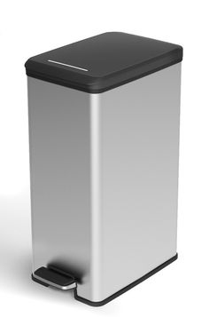 Curver afvalbak Slimbin - 40 L
