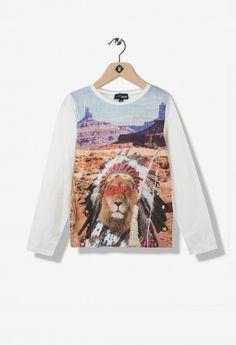 TREND'IS/ t-shirt jet d'encre chez Z GENERATION