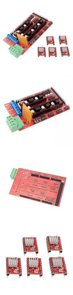 RAMPS 1.4 3D Printer Control Board Kit
