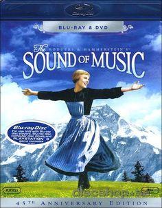 Klassiker från 1965 av Robert Wise med Julie Andrews och Christopher Plummer.