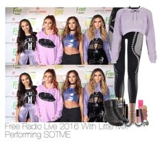 Free Radio Live 2016 With Little Mix Performing SOTME by lauren-beth-owens on Polyvore featuring polyvore fashion style The Ragged Priest McQ by Alexander McQueen Philosophy di Lorenzo Serafini Ugo Cacciatori Jennifer Meyer Jewelry Givenchy Anastasia Beverly Hills Laura Mercier Jeffree Star clothing littlemix jadethirlwall JesyNelson perrieedwards leighannpinnock