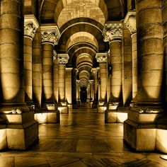 Madrid - Crypt of Almudena Cathedral