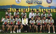 'Nos gustaría pedir perdón': los niños de la cueva tailandesa hablan por primera vez tras el rescate