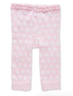 K&K Baby Polka Dot Tights