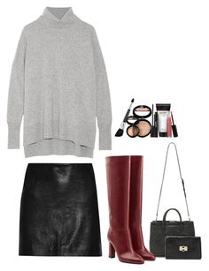 """Untitled #371"" by h1234l on Polyvore featuring Diane Von Furstenberg and Laura Geller"