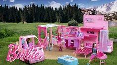 barbie camper van - YouTube