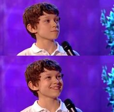 Baby tom is beyond adorable #TomHolland #KInsularPins