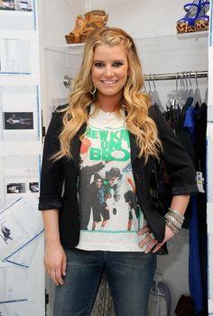 love the NKOTB shirt