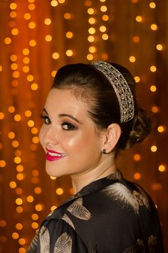 Beleza: Leandra Ribeiro Tiara: Mais que Noiva Foto: David Arrais #noiva #makeup #diadanoiva #beauty #vemproprya #prya