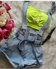 Really Cute Outfits, Cute Lazy Outfits, Crop Top Outfits, Swag Outfits, Retro Outfits, Girly Outfits, Stylish Outfits, Girls Fashion Clothes, Teen Fashion Outfits