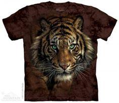 Tiger Prowl - The Mountain - Koszulka z tygrysem - www.veoveo.pl