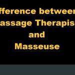Massage Monday - Difference between Massage Therapist and Masseuse.  Happy Massaging!