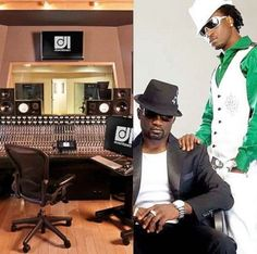 Psquare breaks up? Read Peter Okoyes latest post!     Jude and Paul Okoye (Peter is cropped off and replaced with the studio.)  And cutting me off from a picture and replacing me with a studio set says it all my bro. All because you want to sound matured and letting the people insult and laugh at me. Peter Okoye the social media rant. I wish you well in all you do my bro. God bless our hustle. These were the words of Peter Okoye in his latest Instagram post where he reacted to his twin…