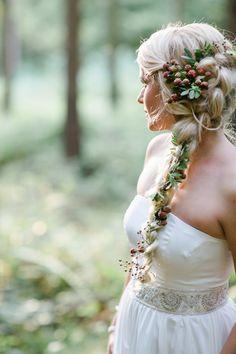 Rustikal – elegante Inspirationen für eine Waldhochzeit | Hochzeitsblog The Little Wedding Corner
