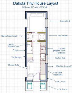 Dakota Tiny House 1
