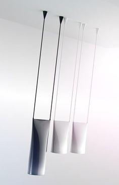 thedesignwalker:  TUBE lights - project 2012 by Redo Design Studio , via Behance