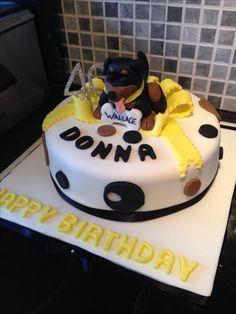 Rottweiler cake x