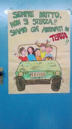 Lavori scolastici cartelloni 1st Day Of School, Education, Comics, Christmas, Pictures, Xmas, Navidad, Cartoons, Noel