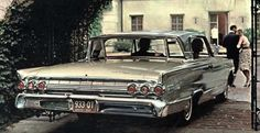 1963 Mercury Monterey  (this one's more of a reality)
