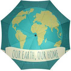 Cool Umbrellas, Travel Umbrella, Map, Amazon, Amazons, Riding Habit, Location Map, Maps