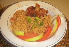 Lamb Bulgur Pilaf-My Somali Food