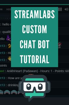How to Setup Streamlabs Chatbot Commands, Currency and Ranks Twitch Streaming Setup, Diy Desktop, Vídeos Youtube, Twitch Channel, Twitch Tv, Business Organization, Gaming Setup, Business Design, Social Media