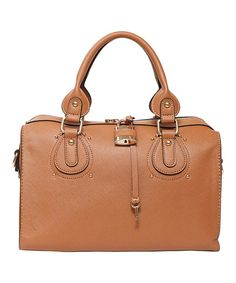 Another great find on #zulily! Luggage Lockdown Satchel by Elise Hope #zulilyfinds