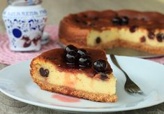 Cheesecake all'amarena |CuciniAmo con Chicca