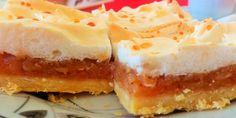 Dezerty Archives - Page 2 of 55 - Báječné recepty Rhubarb Recipes, Fruit Recipes, Cooking Recipes, Czech Recipes, Cheesecake, Pudding, Treats, Sweet, Decor