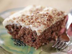 Zucchini Cake recipe from Ree Drummond via Food Network