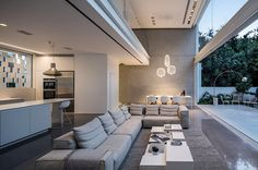 Everyone will surely want to have living areas like this!(More Photos)