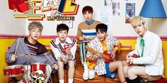 """N.Flying revela prévia do seu 2º mini álbum """"The Real: N.Flying""""!"""