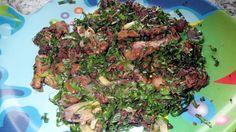 """Thịt chuột đồng xào lá mãng cầu xiêm - món ăn chơi """"lẫm liệt"""" - http://congthucmonngon.com/35318/thit-chuot-dong-xao-la-mang-cau-xiem-mon-an-choi-lam-liet.html"""