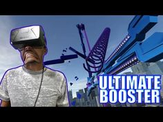 Ultimate Booster Experience REACTION | Oculus Rift DK2 - YouTube