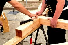 zimmermann-handwerk Tiny House Movement, Zimmermann, Wood, Container, Mini, Design, Fashion, Tiny Homes, Home Projects