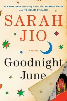 "#books Goodnight Moon is an adored childhood classic, but its real origins are lost to history. In Goodnight June, Sarah Jio offers a suspenseful and heartfelt take on how the ""great green room"" might have come to be."