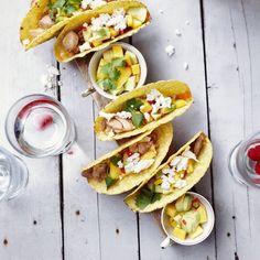 Tacos mit Fruchtsalat | EDEKA Rezepte