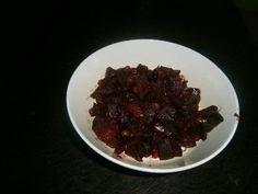 Beet Root Sabji