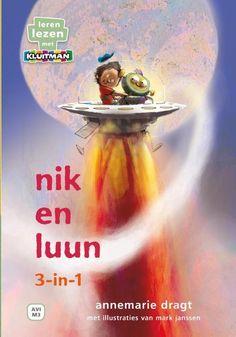 bol.com | Leren lezen met Kluitman - nik en luun 3-in-1, Annemarie Dragt | 9789020678109 | Boeken Movie Posters, Nike, Movies, Products, Film Poster, Popcorn Posters, Films, Film Books, Film Posters