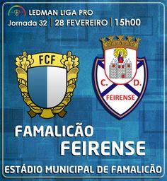 CLUBE DESPORTIVO FEIRENSE: Famalicão - Feirense   Antevisão