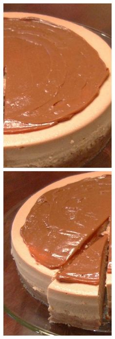 Dulce de Leche #Cheesecake