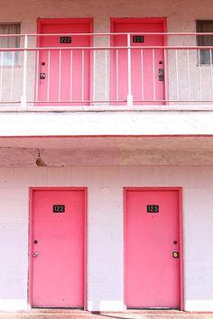 Pink Doors 4