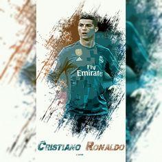 King Cristiano Ronaldo...