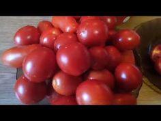 Вяленные помидоры—настоящий деликатес.Как приготовить вяленные томаты. - YouTube