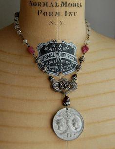 Magestyantique vintage queen victoria royalty by Opaline1214, $155.00