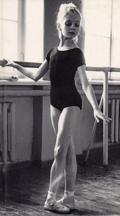 Doris Humphrey started ballet at an early age