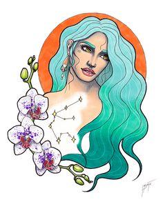 Aquarius ~ one of a kind