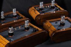 Tube headphone amplifiers with toroidal audio transformers Audiophile Headphones, Liquor, Tube, Amp, Alcohol