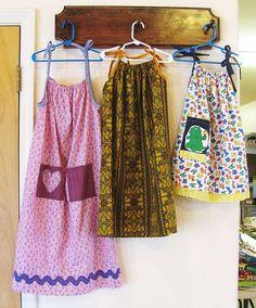 Little Dresses for little girls!
