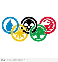 The Olympic Gathering starts today...